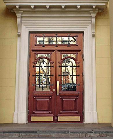 металлические двери в клину московской области