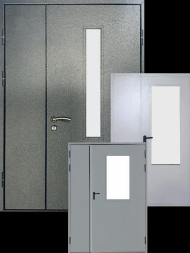 Двери для переходных балконов и лестничных клеток